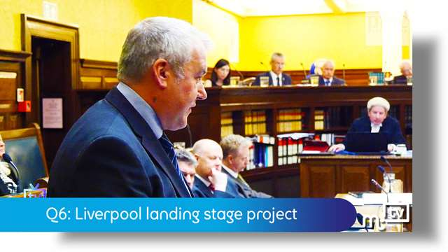 Preview of - Q6: Liverpool landing stage project