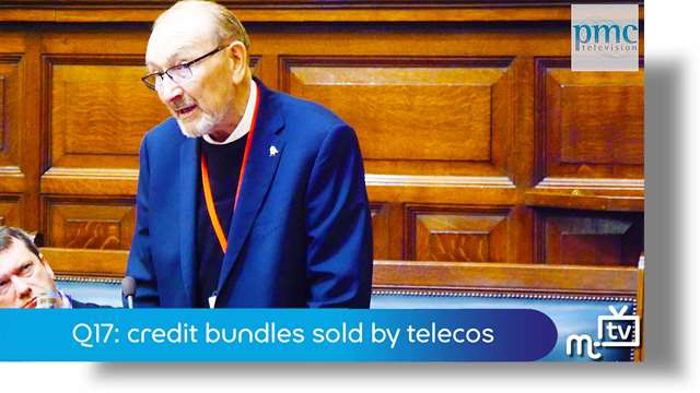 Preview of - Q17: credit bundles sold by telecos