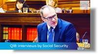 Q18: interviews by Social Security
