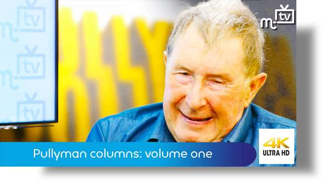 Preview of - Pullyman columns: volume one