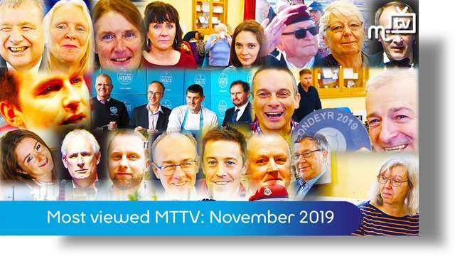 Preview of - Most viewed MTTV videos manx.net in November