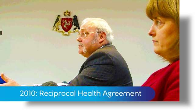 Preview of - 2010: end of Reciprocal Health Agreement?