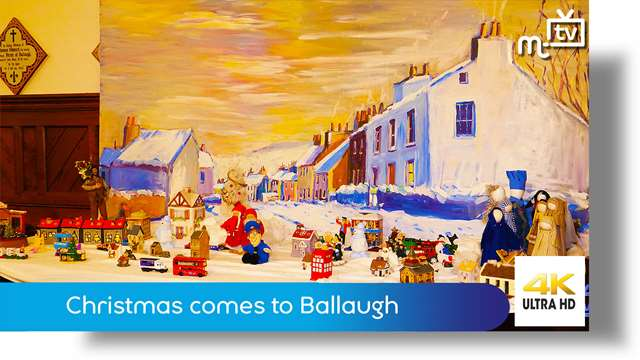 Preview of - Christmas comes to St Mary de Ballaugh
