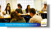 Schools UN Model Security Council