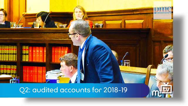 Preview of - Q2: audited accounts for 2018-19