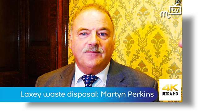 Preview of - The future of Laxey waste disposal: Martyn Perkins