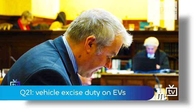 Preview of - Q21: vehicle excise duty on EVs