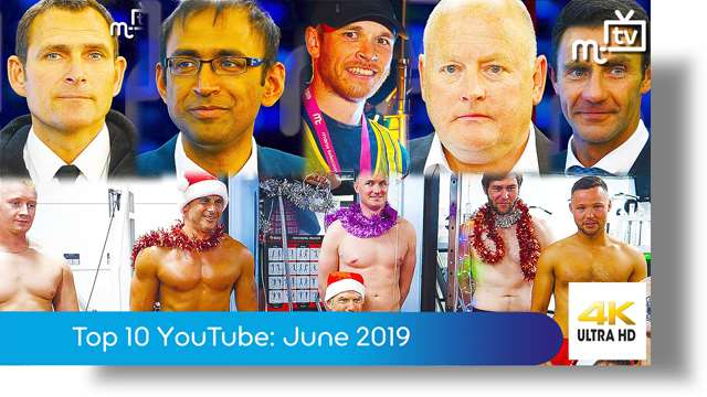 Preview of - Top ten most viewed on YouTube: June 2019