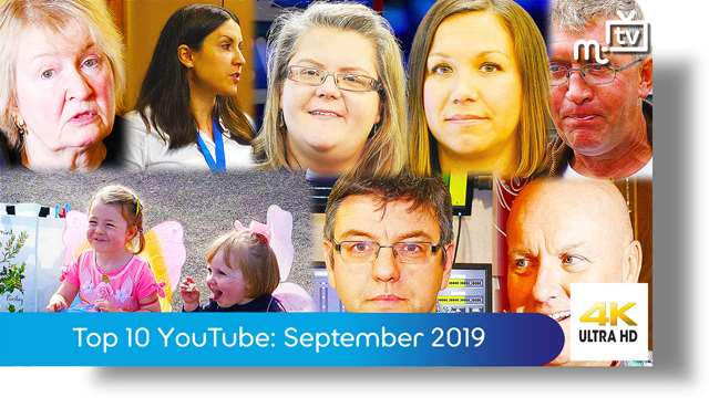 Preview of - Top ten YouTube: September 2019