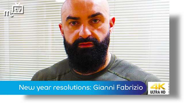 Preview of - New year resolutions: Gianni Fabrizio