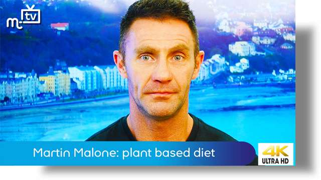 Preview of - Martin Malone: plant based diet update