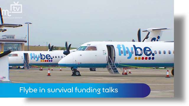 Preview of - Flybe in survival funding talks