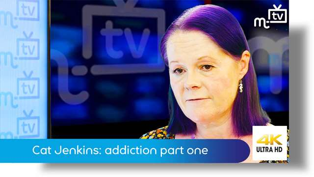 Preview of - Cat Jenkins: addiction part one