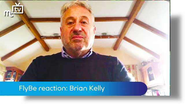 Preview of - FlyBe reaction: Brian Kelly