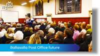 Ballasalla Post Office future