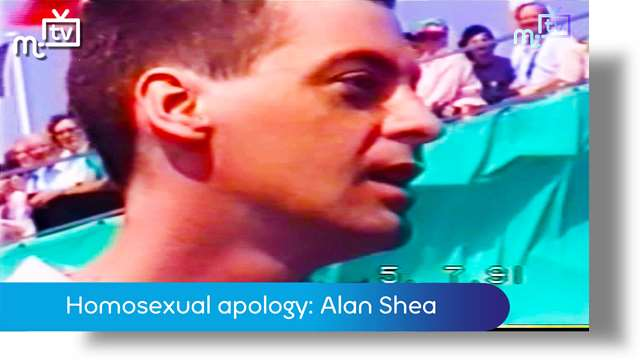 Preview of - Homosexual apology: Alan Shea
