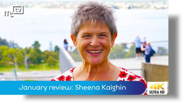 Preview of - Review January 2020: Sheena Kaighin