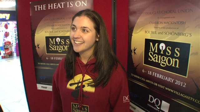 Preview of - Miss Saigon Launch