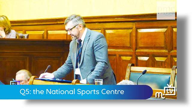 Preview of - Q5: the National Sports Centre