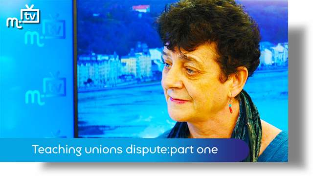 Preview of - Teaching unions dispute:part one
