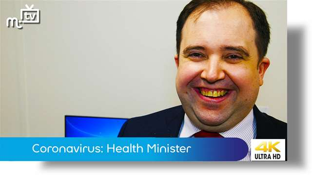 Preview of - Coronavirus: Health Minister