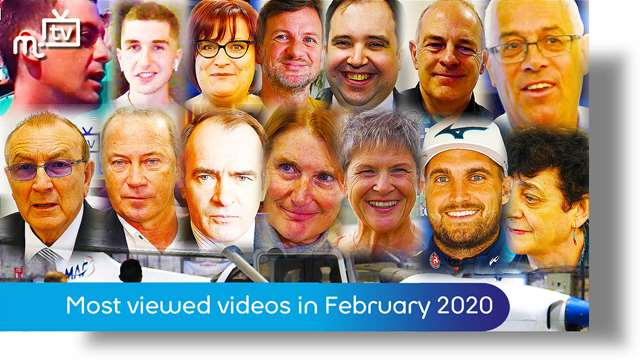 Preview of - Most viewed videos in February 2020