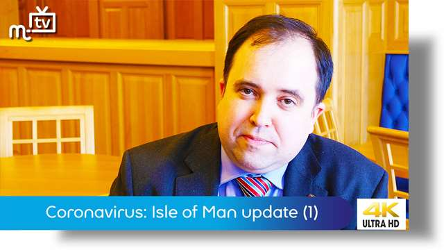 Preview of - Coronavirus: Isle of Man update part one