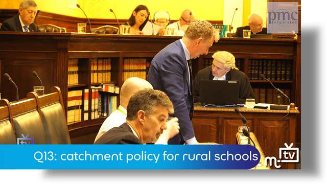 Preview of - Q13: catchment policy for rural schools