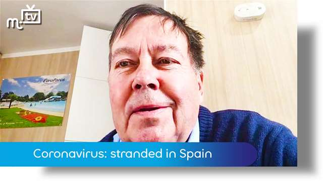 Preview of - Coronavirus: stranded in Spain