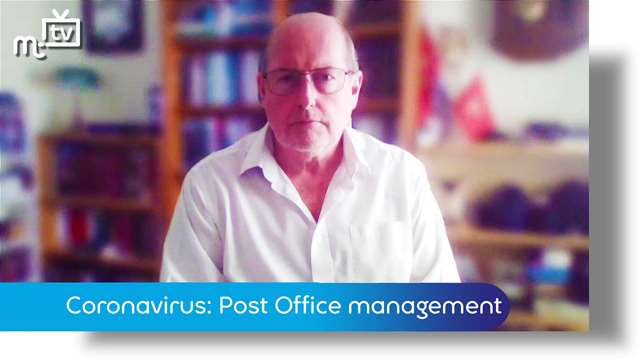 Preview of - Coronavirus: Post Office management