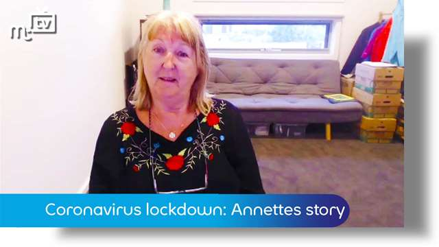 Preview of - Coronavirus lockdown: Annettes story