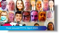 Most viewed MTTV videos manx.net April 2020