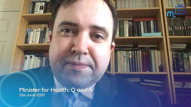 Preview of - Minister for Health: Q and A