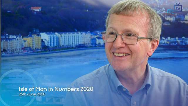 Preview of - Isle of Man In Numbers 2020