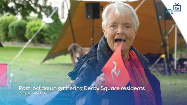 Preview of - Post lockdown gathering Derby Square residents