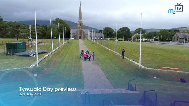 Preview of - Tynwald Day preview