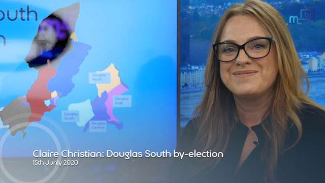 Preview of - Claire Christian: Douglas South by-election