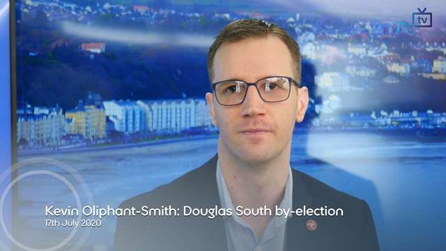 Preview of - Kevin Oliphant-Smith: Douglas South by-election