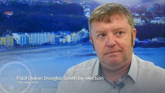 Preview of - Paul Quine: Douglas South by-election