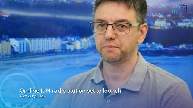 Preview of - On-line IoM radio station set to launch