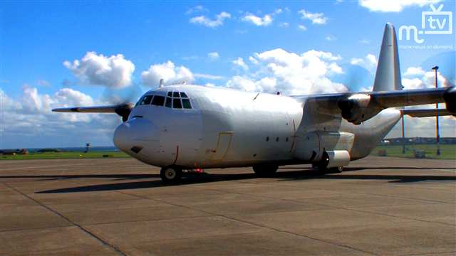 Preview of - Hercules at Ronaldsway