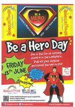 Be A Hero Day