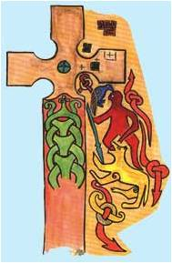 Thorwald 's Cross , Andreas 1