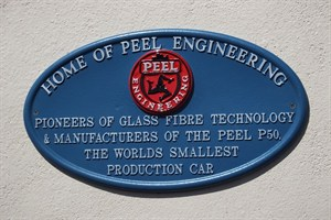 Peel Engineering Sign