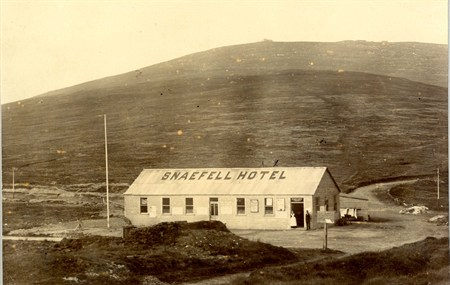 Snaefell Bungalow Possibly June 1893 - Copy