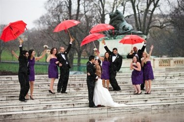 Manx Weather Isle Of Man Wedding 7