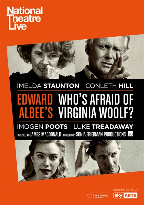 Who 's Afraid Of Virginia Woolf