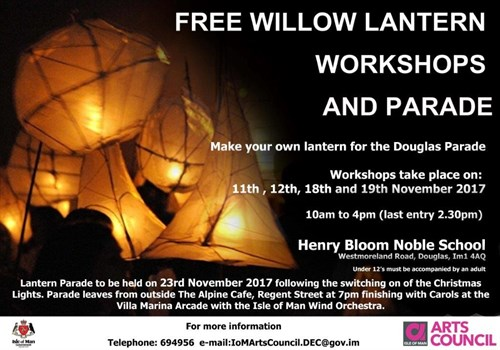 Lantern Workshop Poster 2017