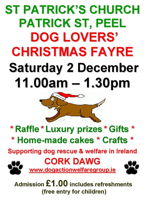 Dog Lovers Christmas Fayre -page -001